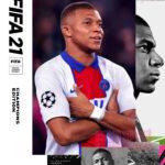 EA Sports elige a Kylian Mbappé como estrella de la portada de FIFA 21