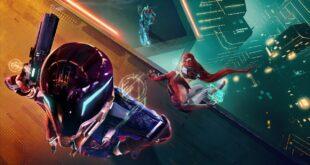 Ubisoft ha presentado su nuevo videojuego Hyper Scape. Un Battle Royale en primera persona y free-to-play urbano