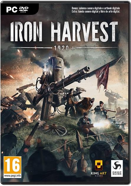 Anunciada la Beta Abierta de Iron Harvest 1920+