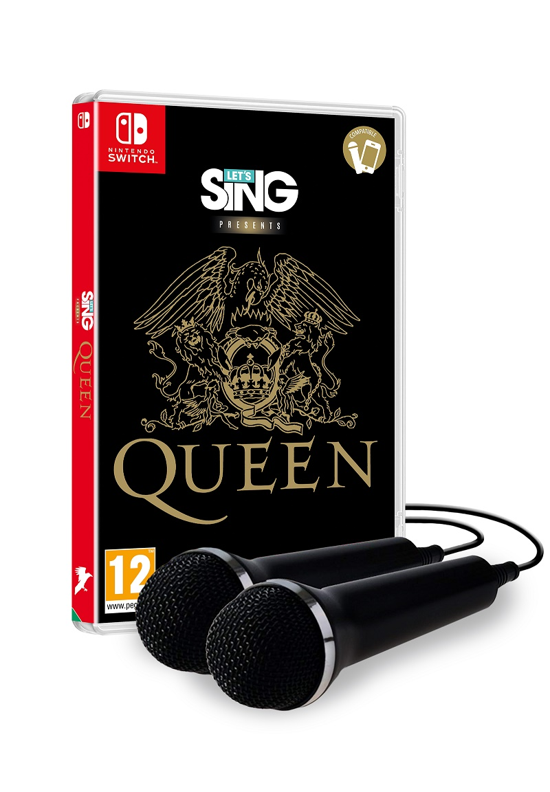Let's Sing presents Queen, prepárate para rocanrolear en PS4, Xbox One y Switch