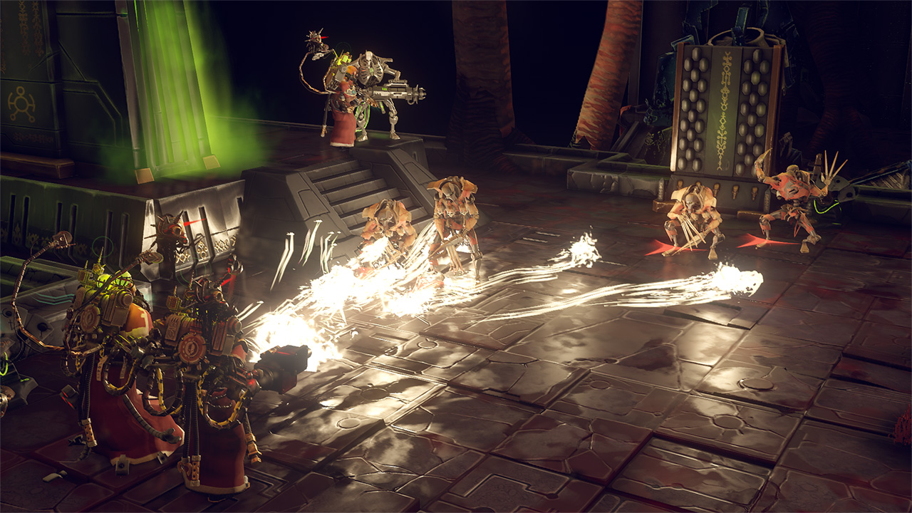 Análisis Warhammer 40,000: Mechanicus