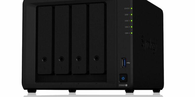 Synology presenta DS920+, un NAS preparado para afrontar cualquier reto de almacenamiento en el hogar y pequeñas empresas