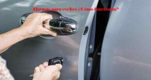 Alarmas para coches ¿Cómo funcionan?