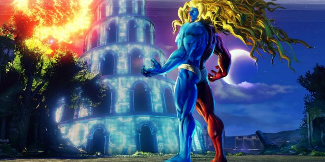 Capcom anuncia el Street Fighter V Summer Update #SFVSummerUpdate