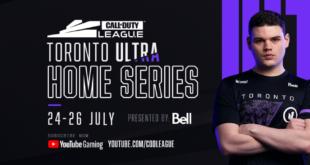 Toronto Ultra Home Series de Call of Duty League (CDL)
