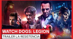 Tráiler La Resistencia de Watch Dogs: Legion
