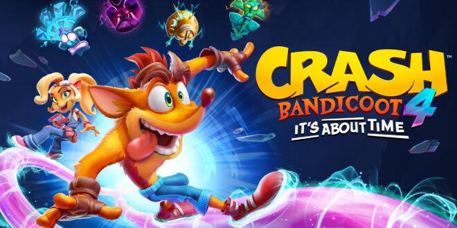 Crash Bandicoot 4: It's AboutTime