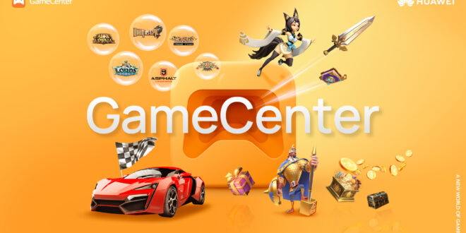 Huawei lanza a nivel mundial su plataforma de videojuegos GameCenter