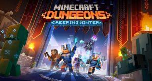 Minecraft Dungeons: la expansión Invierno espeluznante llegará el 8 de septiembre