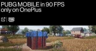 OnePlus y PUBG Mobile se unen para ofrecer una experiencia exclusiva de juego a 90 FPS para usuarios móviles