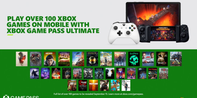 Novedades Xbox Game Pass Ultimate