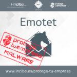 Detectada campaña de malware Emotet
