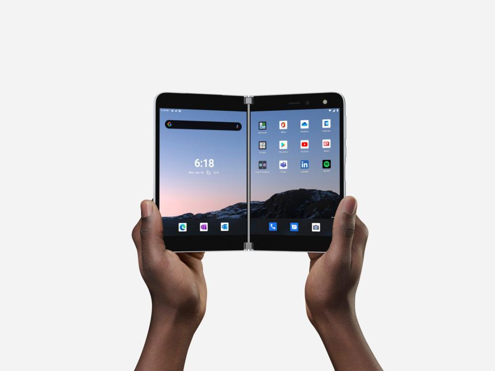 Microsoft anuncia la disponibilidad de Surface Duo en EEUU