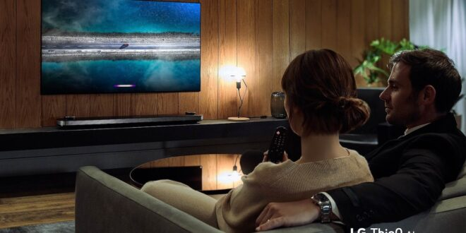 LG incorpora el control de voz de Amazon Alexa en sus televisores OLED y Nanocell