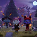 ¿Truco o trato? Animal Crossing: New Horizons se prepara para Halloween
