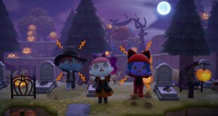 ¿Truco o trato? Animal Crossing: New Horizons se prepara para Halloween