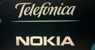 Nokia apoyará el despliegue de 5G de Telefónica en España