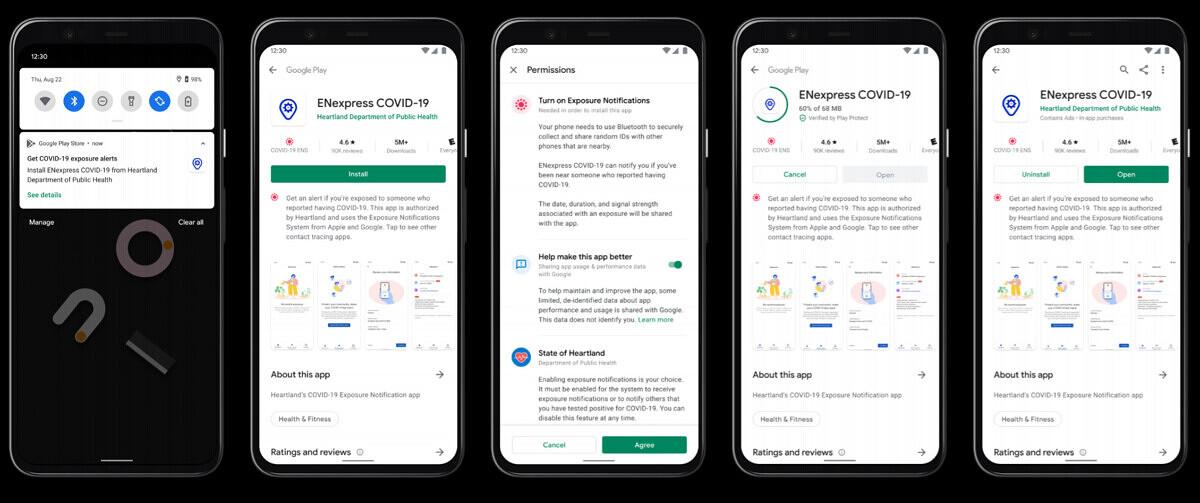 Google y Apple presentan Exposure Notifications Express para impulsar la participación en el rastreo de contactos COVID-19 ¿Cómo activarlo?