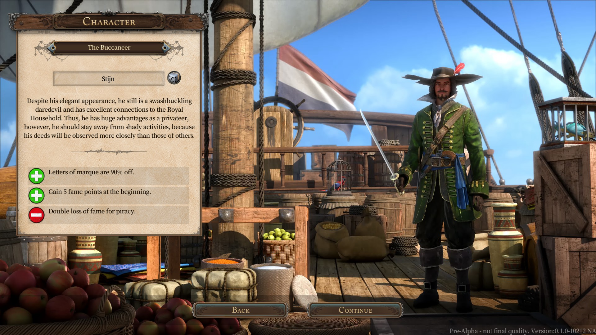 Nuevo vídeo de juego de Port Royale 4, la joya de la corona de la saga de simulación