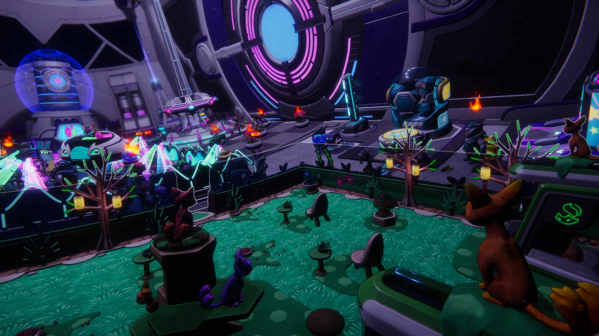 Spacebase Startopia se estrenará finalmente en 2021
