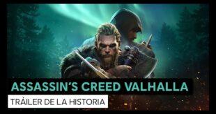 Tráiler de la historia de Assassin's Creed Valhalla