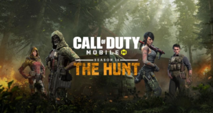 Call of Duty: Mobile Season 10: The Hunt ya disponible