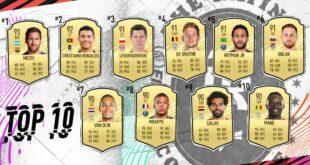 Los mejores jugadores de FIFA 21 Messi, Cristiano Ronaldo y Lewandowski
