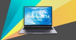 Huawei presenta el nuevo ordenador portátil HUAWEI MateBook 14
