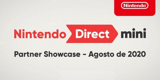 Nintendo Direct Mini: Partner Showcase vuelve con más futuros lanzamientos para Nintendo Switch
