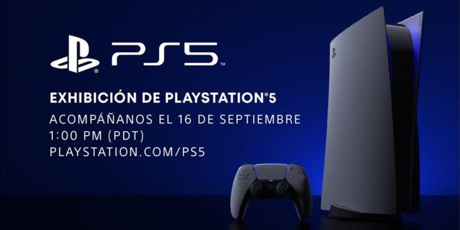 PlayStation Showcase: ¿Donde cómo y cuándo ver los juegos de lanzamiento de la Playstation 5?