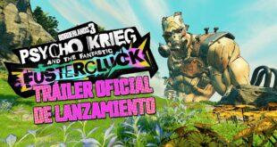 """Borderlands 3: Ya disponible el cuarto DLC """"Krieg el Psicópata y calamidad fantabulosa"""""""