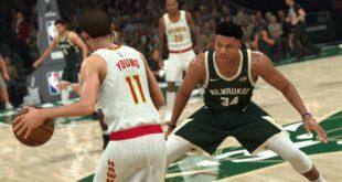 NBA 2K21 ya a la venta