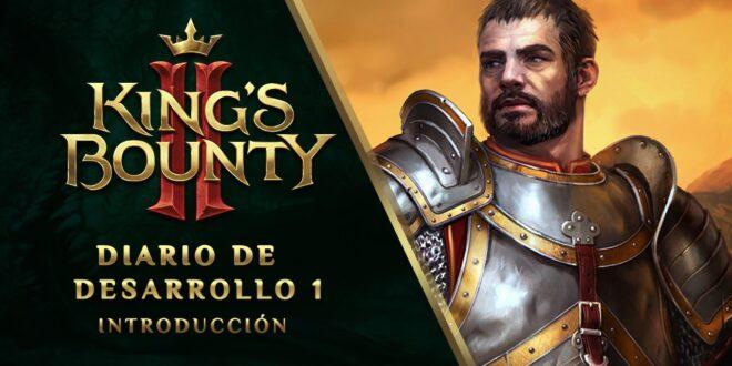 Introducción a King's Bounty 2 en el primer capítulo del diario de desarrollo