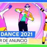 Just Dance 2021está en camino