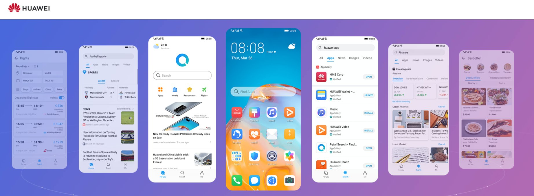 Petal Search de Huawei amplía sus posibilidades de búsqueda para impulsar el desarrollo de negocio de las empresas colaboradoras