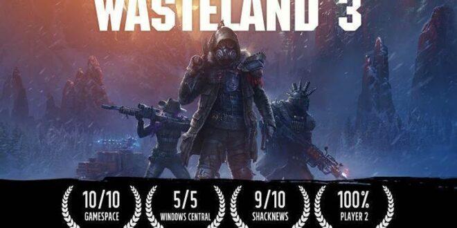 Análisis Wasteland 3