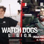 Watch Dogs: Legion ha convertido a Rubius en un personaje jugable