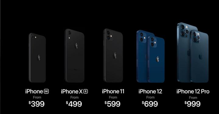 Presentación iPhone 12, precios, características y fechas en España