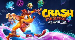 Crash Bandicoot 4: It's About Time ya disponible