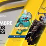 PlayStation Plus Collection + juegos gratis del mes de noviembre Tierra Media: Sombras de Guerra y Hollow Knight Edición Corazón Vacío