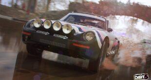 Primer vídeo de juego de DIRT 5 en Xbox Series X