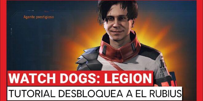 Watch Dogs: Legion ya está disponible en todo el mundo