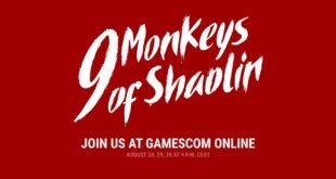 Disponibles las demos de 9 Monkeys of Shaolin en PS4, Switch y Steam