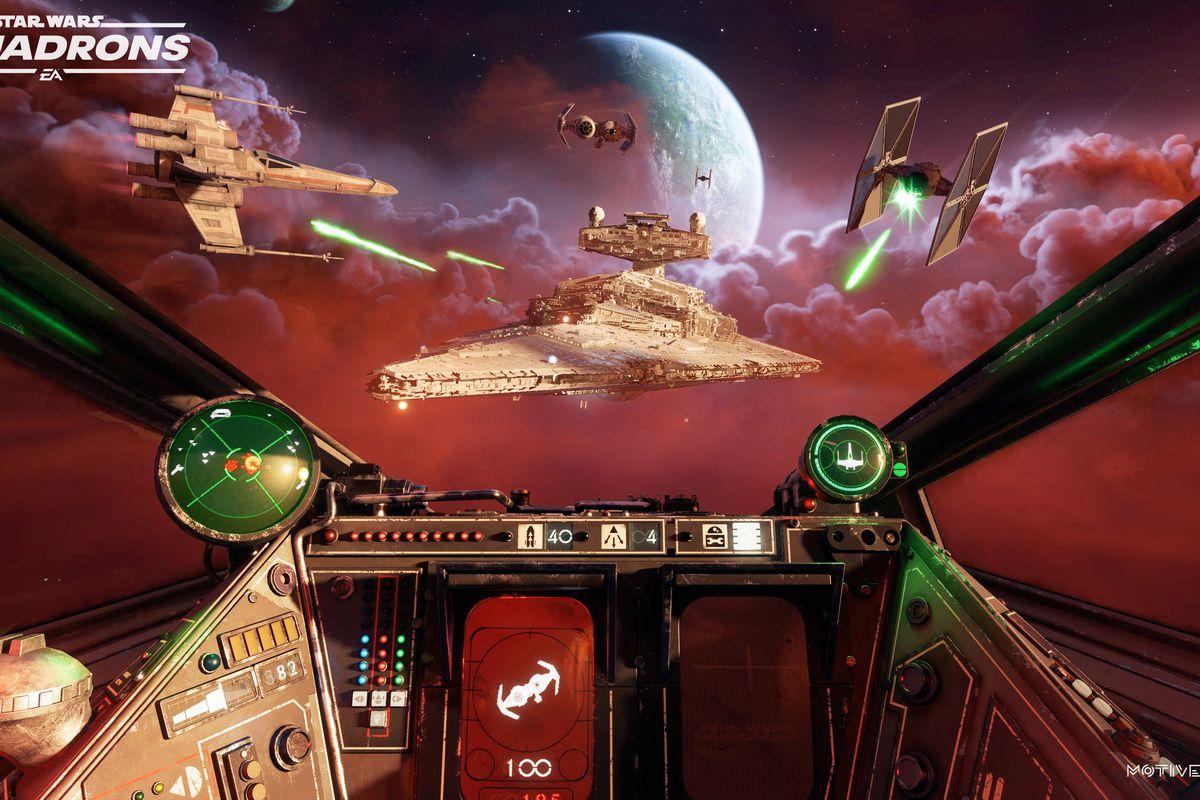 Análisis de Star Wars Squadrons