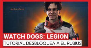 Watch Dogs: Legion ¿Cómo jugar con el Rubius?