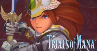 Trials of Mana celebra su 25º aniversario