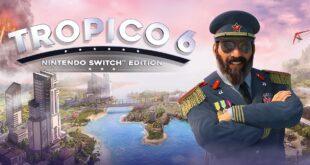 Tropico 6 ya a la venta en Switch