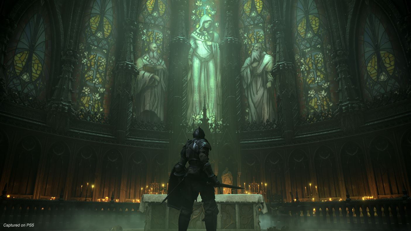 Demon's Souls ya está disponible en exclusiva para PS5