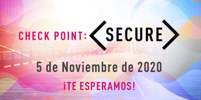 La seguridad cloud y la protección del acceso en remoto, pilares fundamentales del evento Check Point Secure