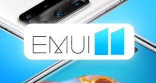 Huawei confirma el despliegue de EMUI 11 en 14 de sus buques insignia